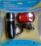 Комплект фонарей для велосипеда.. Фото 3.