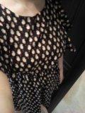 Платье с птичками. Фото 3.