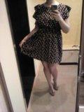 Платье с птичками. Фото 2.