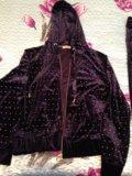Велюровый костюм. Фото 3.