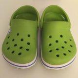 Детские сабо crocs c6/c7. Фото 2.