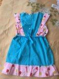 Платье детское легкое. Фото 2.