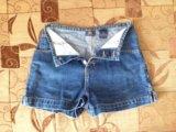 Шорты джинсовые. Фото 3.