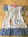Платье детское легкое. Фото 1.