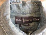 Ralph lauren мужская рубашка б/у размер m/l. Фото 4.