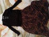 Новые платья на худенькую девушку. Фото 1.