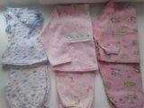 Пижамы для девочки на 2 года. Фото 1.