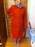Пальто, 100 % шерсть, 46 размер. Фото 1.
