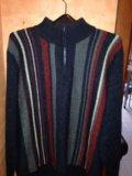 Очень тёплый свитер 54-180. Фото 1.
