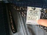 Новые!!!! мужские джинсы moscanueva 48р. Фото 2.
