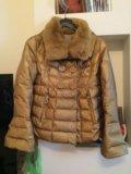 Женская куртка-пуховик. Фото 1.
