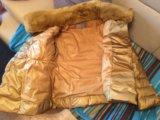 Женская куртка-пуховик. Фото 3.