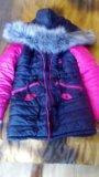 Зимния куртка. Фото 1.
