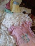Детская одежда пакетом от 3 до 9 месяцев. Фото 2.