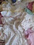 Детская одежда пакетом от 3 до 9 месяцев. Фото 3.