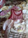 Детская одежда пакетом от 3 до 9 месяцев. Фото 4.