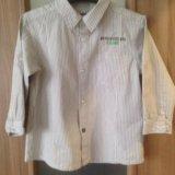 Рубашки 92-98 см для мальчика. Фото 3.