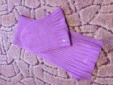 Шапка и шарф adidas новые. Фото 1.