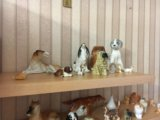 Коллекция фарфоровых собак. Фото 1.
