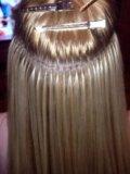 Капсульное наращивание волос!. Фото 2.