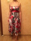 Легкое летнее платье. Фото 2.