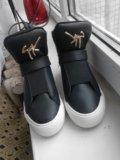 Ботинки осенние. Фото 1.