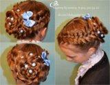 Обучение плетению кос. Фото 3.