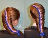 Обучение плетению кос. Фото 1.