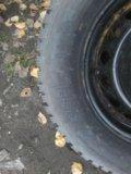 Колеса r13 зима,шипы. Фото 2.