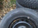 Колеса r13 зима,шипы. Фото 3.