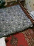 Кровать двух спальная. Фото 2.