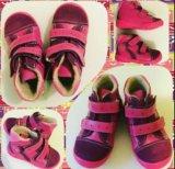 Демисезонные ботинки для девочки. Фото 2.