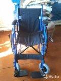 Инвалидное кресло. Фото 1.