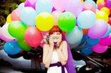 Воздушные шарики. Фото 1.