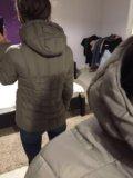 Куртка осенняя abercrombie and fitch. Фото 2.