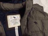 Куртка осенняя abercrombie and fitch. Фото 1.