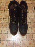 Полусапожки на шнурках. Фото 2.