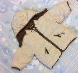 Куртка h&m 74 размер. Фото 2.
