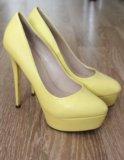 Туфли на высоком каблуке 👠. Фото 2.