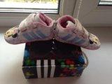 Adidas кроссовки пинетки. Фото 2.