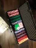 Покерный набор wpt. Фото 1.