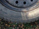 Шины зимние  немецкие r16 205/55+ штамповка. Фото 2.