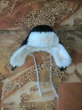 Зимняя шапка ушанка. Фото 1.