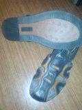 Мужские сандалии. Фото 1.