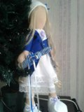 Кукла интерьерная. Фото 2.