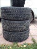 Резина зимняя шипованные dunlop 225/55 r18. Фото 4.