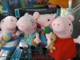Свинка пеппа и ее друзья мягкая. Фото 1.