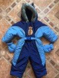 Зимний комбинезон трансформер для мальчика. Фото 2.