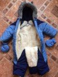 Зимний комбинезон трансформер для мальчика. Фото 3.