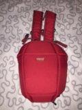 Рюкзак-переноска для ребёнка. Фото 1.
